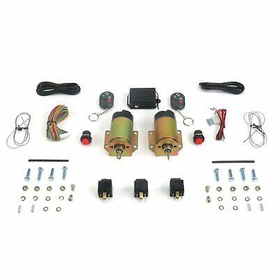 8 Function 35lbs Remote Shaved Door Popper Kit Street AUTSVPRO3 ...