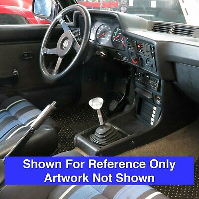 Blue 1985 Mustang American Shifter 140715 Blue Metal Flake Shift Knob with M16 x 1.5 Insert