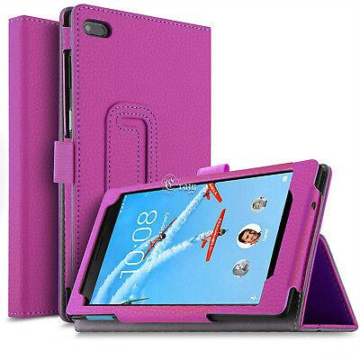 For Lenovo Tab E7 E8 Folding Stand PU Leather Business Heavy Duty Case Cover 11