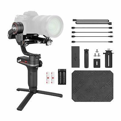 ZHIYUN WEEBILL S 3-Axis Gimbal Handheld Stabilizer For DSLR Mirrorless Cameras 2