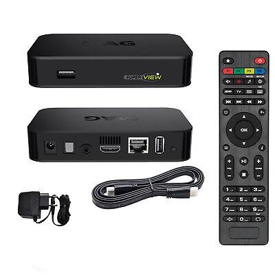 MAG 322 Latest Original Linux IPTV/OTT Box Original Infomir mag 254 H265 Mag322 2