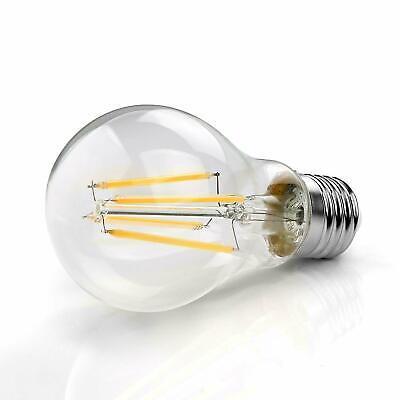 1x/4x 2W 4W 6W 8W E27 E14 LED Edison Filament Candle Globe Light Bulbs Lamp 3