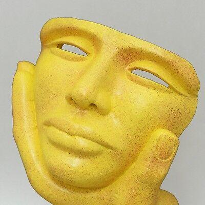 Escultura de piedra sintética acabado granito. Venta directa del artista. 4