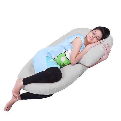 U Shape/C Shape Pregnancy Pillow-Full Body Pillow for Maternity & Pregnant Women 2
