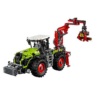 LEGO 42054 Technic CLAAS Traktor XERION 5000 TRAC VC  N16/8 4