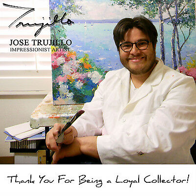 Jose Trujillo Expressive Charcoal Drawing Original Figurative Nude Female Signed 7