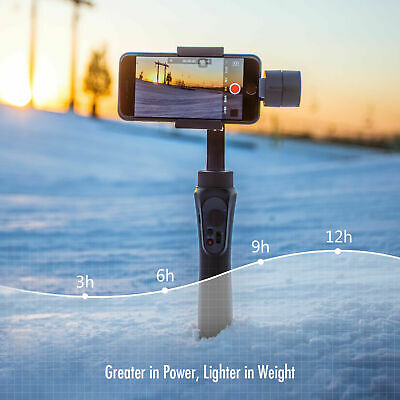 60%OFF Zhiyun Smooth-Q Handheld Gimbal Stalilizer for Smartphone iPhone 2