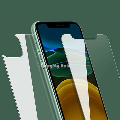 Premium Tempered Glass Screen Protector for iPhone XS XR 11 11 Pro Max (2 Pack) 5