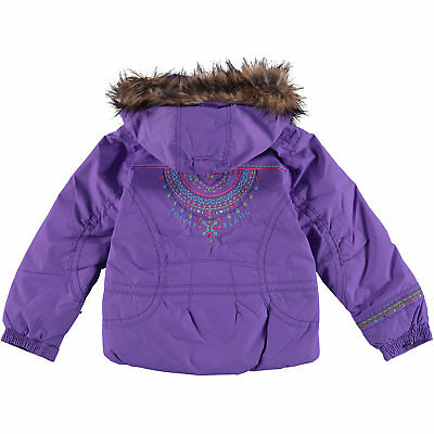 POIVRE BLANC GIRLS SKI JACKET 5/110cm YEARS-PURPLE NEW + TAGS  RRP £149 2