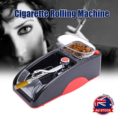 Electric Automatic Cigarette Injector Rolling Machine Tobacco Maker Roller A 10