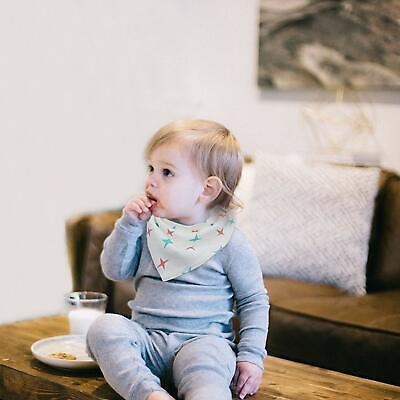 TALINU fünf 5 Babylätzchen Baby Dreieckstuch Halstuch Spucktuch Latz Lätzchen 2
