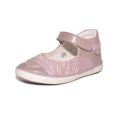 Noel Girls Mini Alize Lilac Leather High Back Shoes UK 7 EU 24 US 7.5 RRP £45.00 5