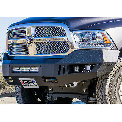 For Ram 1500 2013-2018 Go Rhino 26273T BR5 Black Light Bar Mount
