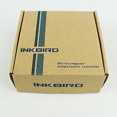 Inkbird Digital Temperature Controller 2 Relay Output Room Thermostat 220V Heat 8