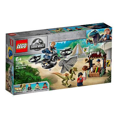 LEGO Jurassic World 75938 75937 75935 75934 T.REX Triceraptos Dilphosaurus N7/19 5