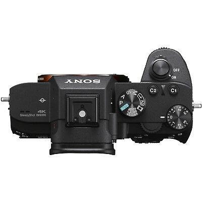 Sony a7III Full Frame Mirrorless Interchangeable Lens Camera with 28-70mm (OPEN 6