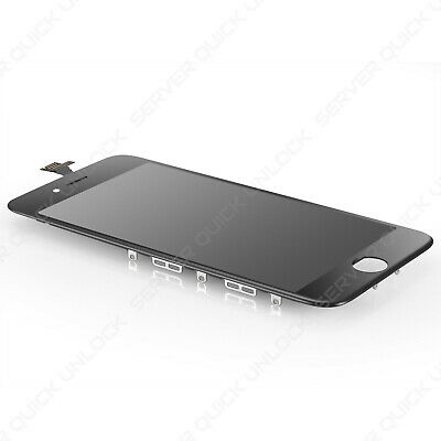 Pantalla Completa para Iphone 6 Negra Negro Tactil Digitalizador + LCD + Marco 7