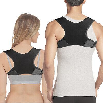 Back Posture Corrector Shoulder Straight Support Brace Belt Therapy Men Women 4