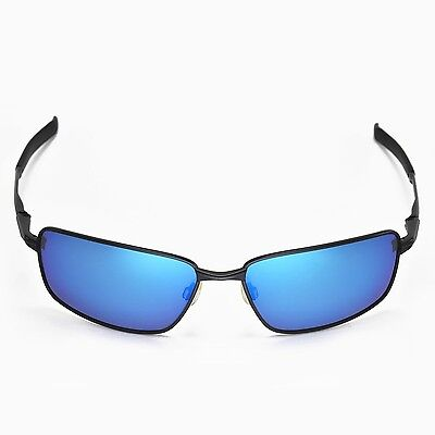 3 of 5 New Walleva Polarized Ice Blue Replacement Lenses For Oakley  Splinter Sunglasses bc9f70f49200