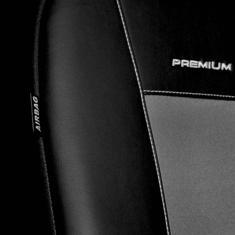 Peugeot Boxer 2006-2019 1+2 Front Maßgefertigt Maß Sitzbezüge Schonbezug P1