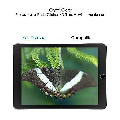 2X Tempered Glass Screen Protector Apple iPad 3 4 5 6 Air 1 2 Mini 1 2 3 4 Pro 5