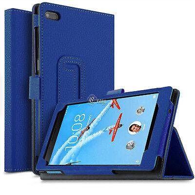 For Lenovo Tab E7 E8 Folding Stand PU Leather Business Heavy Duty Case Cover 10