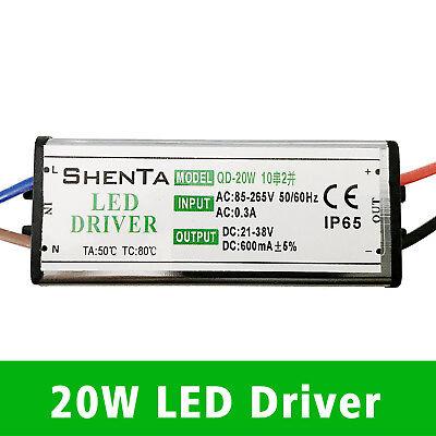 10W 20W 30W 50W 70W 100W LED Driver Power Supply Waterproof For LED Floodlight 3