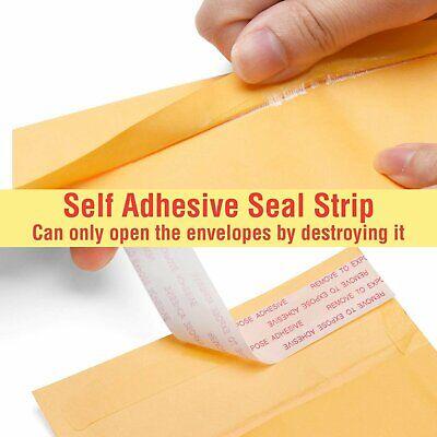 Wholesale Bubble Mailers Padded Envelopes #0 #1 #2 #3 #4 #5 #6 #7 #00 #000 - USA 4