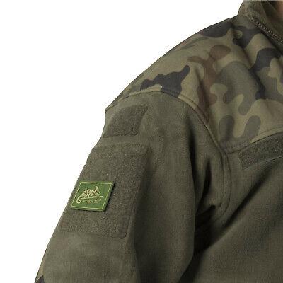 Helikon Tex Infantry Duty Fleece Jacket Black schwarz Outdoor Jacke 7