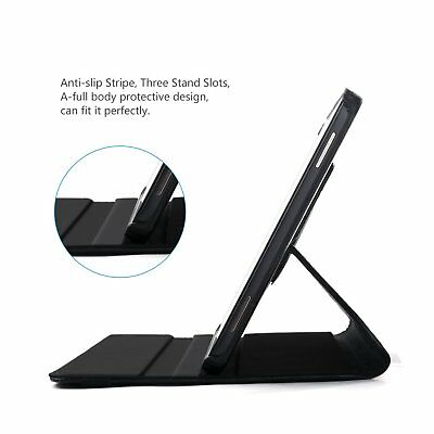 Samsung Galaxy Tab A 10.5 T590 / T595 Rotating 360 Degree Smart Stand Case Cover 6