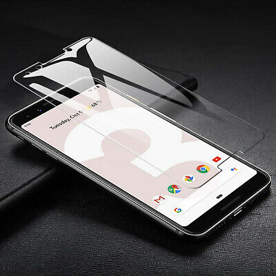 Google Pixel 3 XL Pixel 2 XL 9H Premium Cover Tempered Glass Screen Protector 5