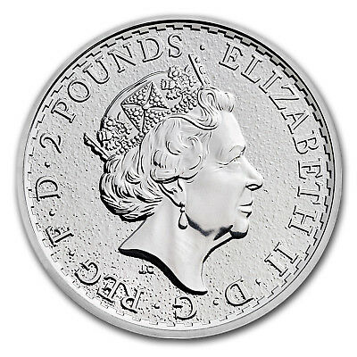 2017 Great Britain 1 oz Silver Britannia (MintDirect® Single) - SKU #102463 4