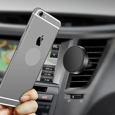 Car Magnet Magnetic Air Vent Stand Mount Holder Universal For Mobile Cell Phone 3