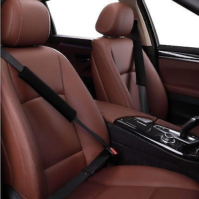 Car Seat Belt Pads Harness Safety Shoulder Strap Cushion Covers Children UK 7