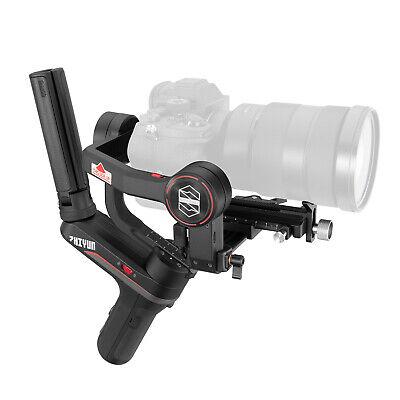 ZHIYUN WEEBILL S 3-Axis Gimbal Handheld Stabilizer For DSLR & Mirrorless Cameras 5