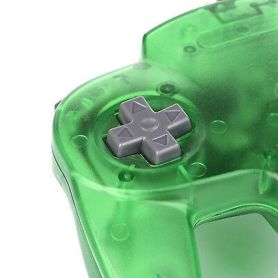 N64 Controller Gamepad Joystick for Nintendo 64 Video Game Console Jungle Green 4