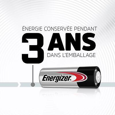 Piles MN21 A23 V23GA LRV08 L1028 LR23A E23 V23A 1811A 12v Energizer Alcaline 4