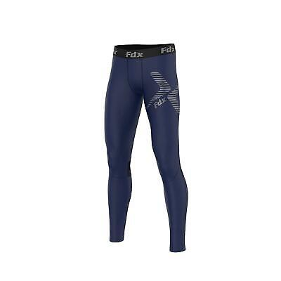 FDX Homme ProCouche base UnderGear Compression Manches Longues & Leggings 5