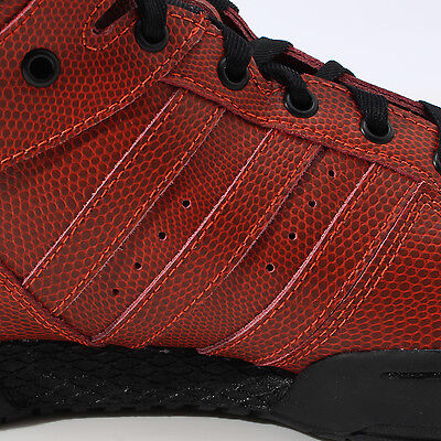 new product 4eb02 4eecd 7 of 12 Adidas Originals Jeremy Scott Js Wings Bball Men s Shoes Size Us 5  Red S77803