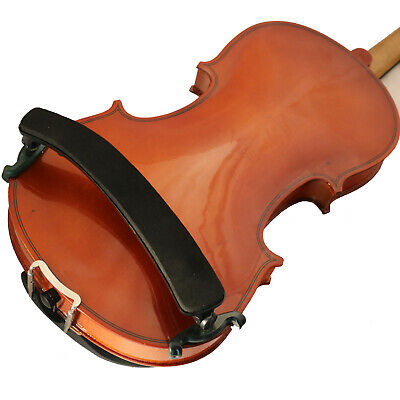 ChromaCast Violin Shoulder Rest Adjustable Pad Support for Violins 3/4 4/4 9