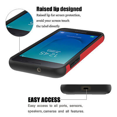 For Samsung Galaxy J2 Core/Dash/Pure Case Shockproof Armor Hard Protective Cover