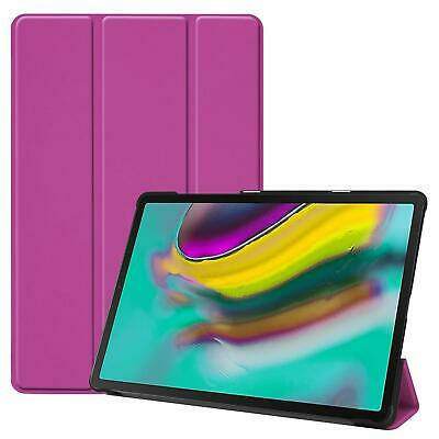 For Samsung Galaxy Tab S5e T720 T725 Case Smart Folio Leather Sleep Awake Cover 11