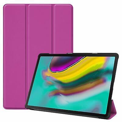 Samsung Galaxy Tab S5e T720 T725 Case Slim Smart Folio Leather Sleep Awake Cover 11