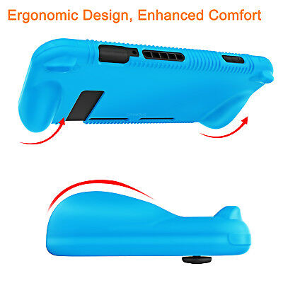 For Nintendo Switch Console Joy-Con Silicone Case Soft Shock Proof Grip Cover 2