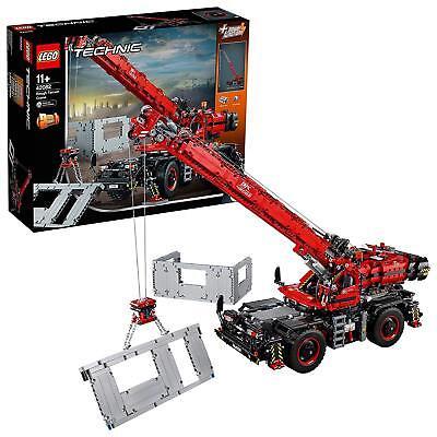 LEGO® Technic 42082 Geländegängiger Kranwagen SOFORTIGER VERSAND! 2