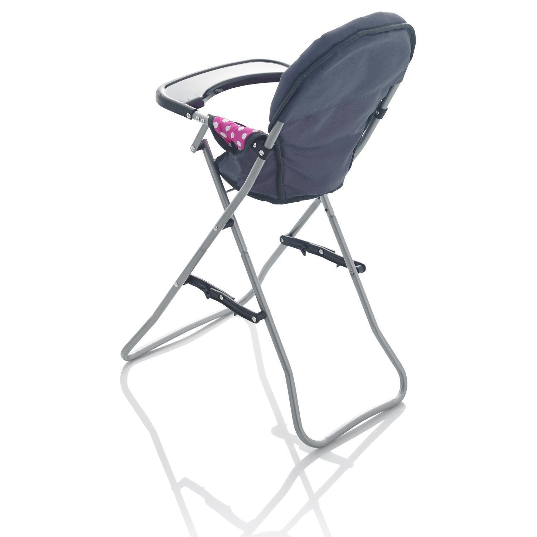 Molly Dolly Dolls Feeding High-Chair 2