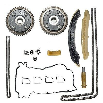 Camshaft Cam Gears For Mercedes 180 180K 1.8L M271 Timing Chain Kit