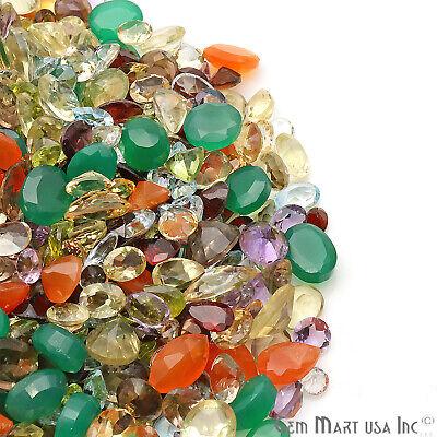 Choose Mixed Gems Lot Mix Faceted Cut Semi Precious Stone Natural Loose Gemstone 2