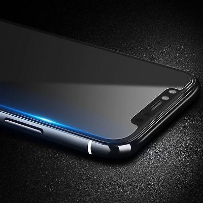 iPhone Xs Max 5s 6s 7 8 Plus 3D Panzerglasfolie Display Schutzfolie klar WOW ✅ 5