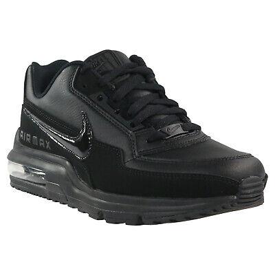 e6a36c05b9 NIKE AIR MAX LTD 3 Sneaker Schuhe Herren Schwarz 687977 020 - EUR 98 ...